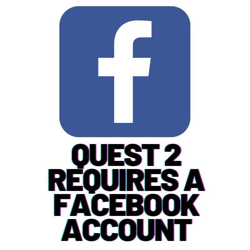 Oculus Account Facebook Account Required