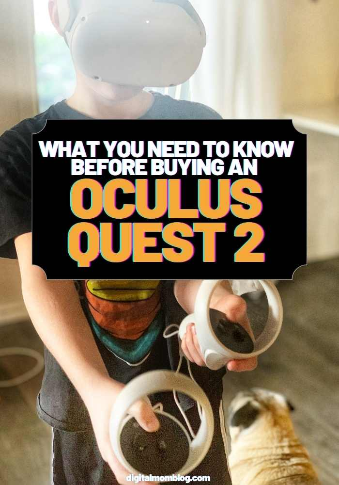 oculus quest 2 before you buy information