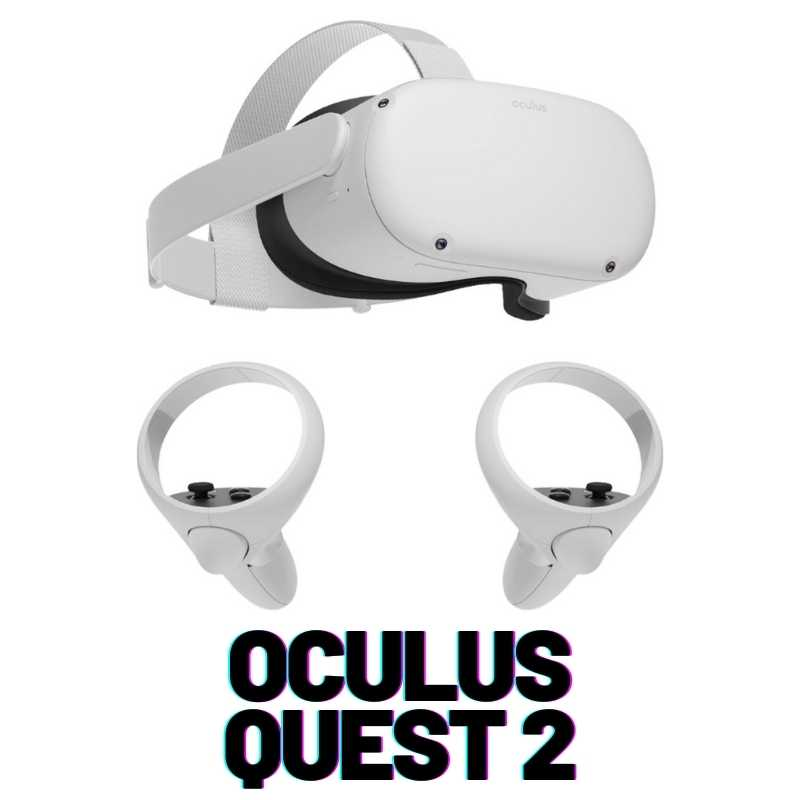 oculus quest 2 virtual reality gaming