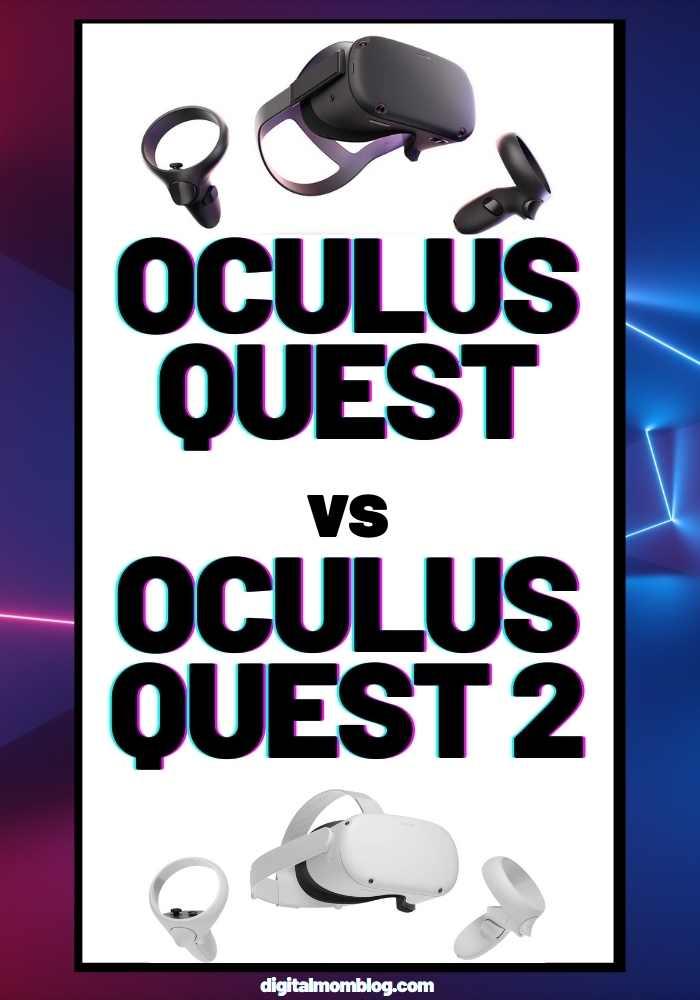 Oculus Quest vs Oculus Quest 2 Comparison