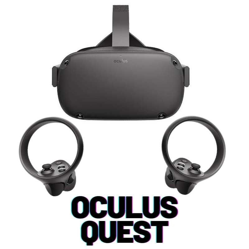 oculus quest virtual reality gaming