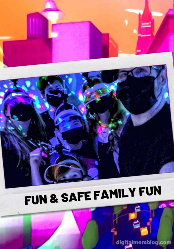 Family Fun in Dallas - Electric Gamebox