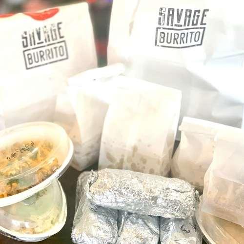 savage burrito