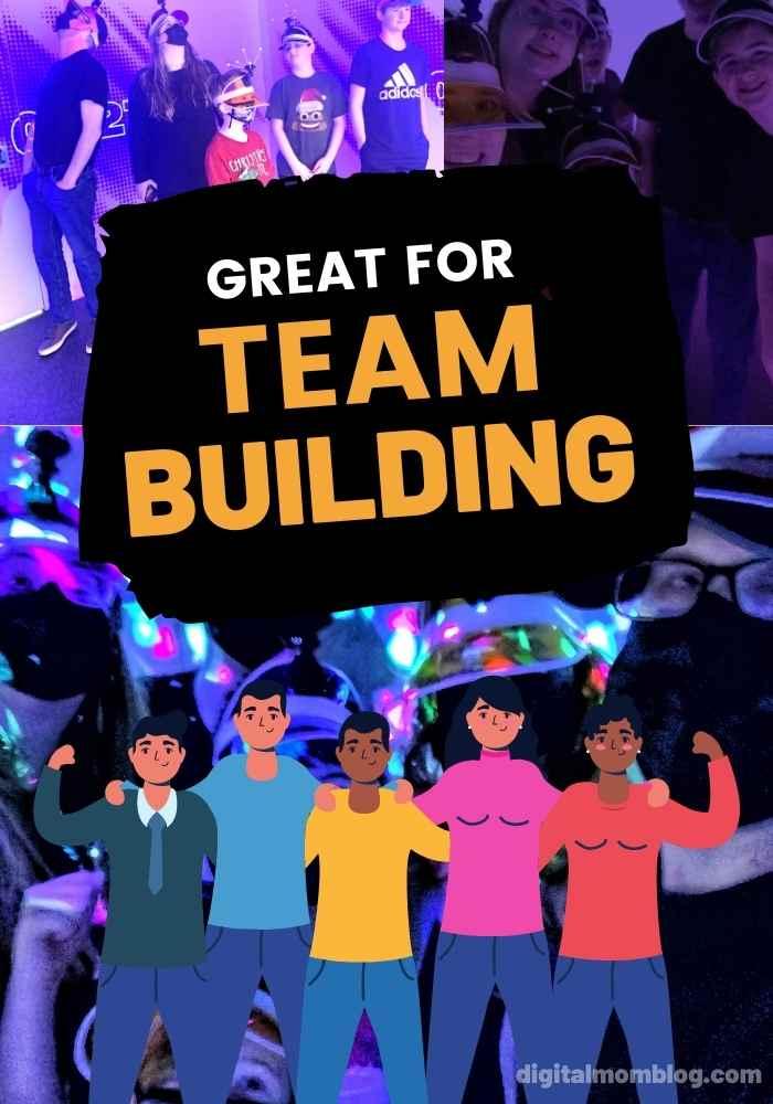 team building activity dallas texas
