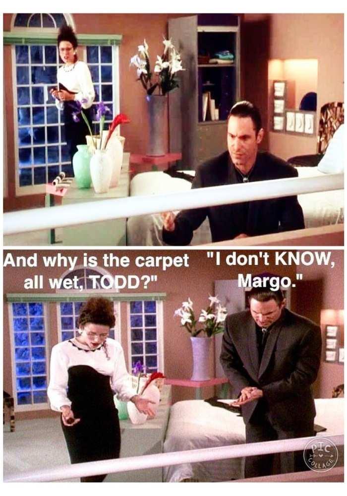 Wet Carpet Meme Christmas Vacation Quotw