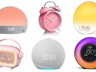 alarm clocks kids