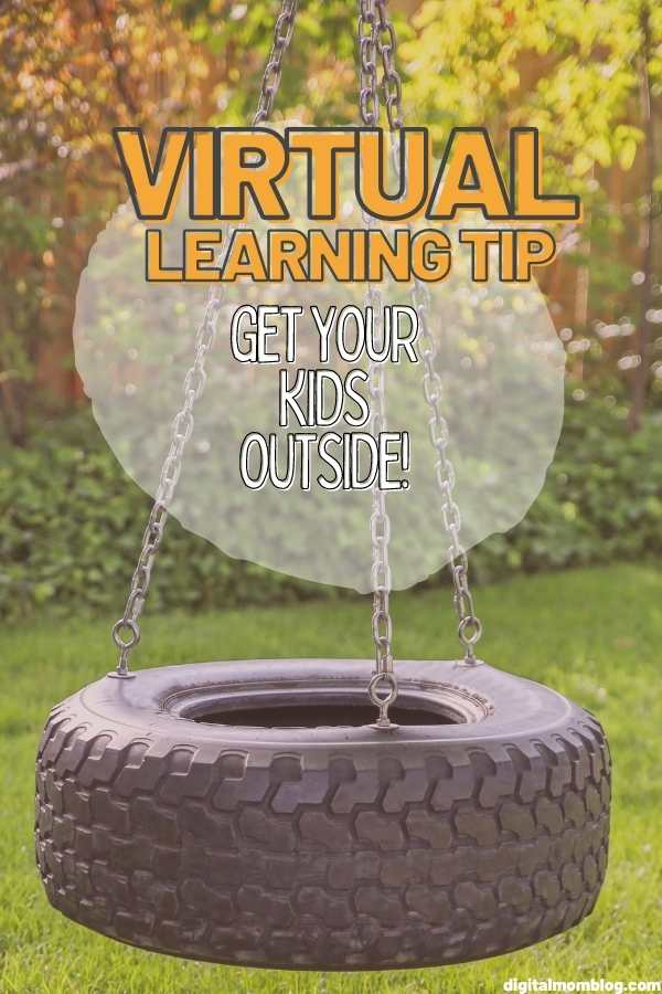 Recess is Required - Virtual Learning Tips