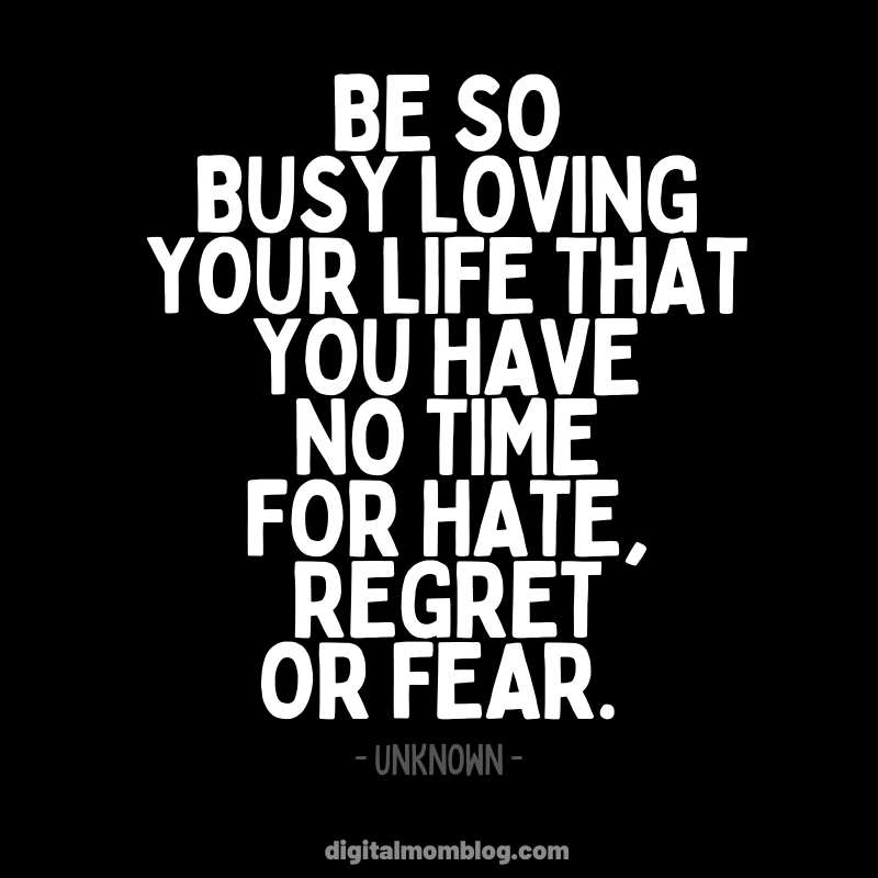 Love Life Quote - New Year New You - Inspirational Quote