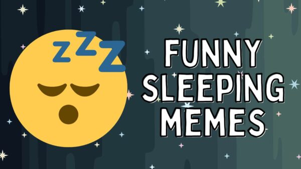 Best Sleeping Memes – For Sleep Lovers, Insomniacs and the Tired