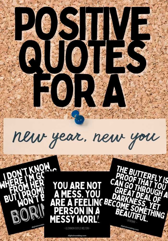 New Year New You Quotes 2021