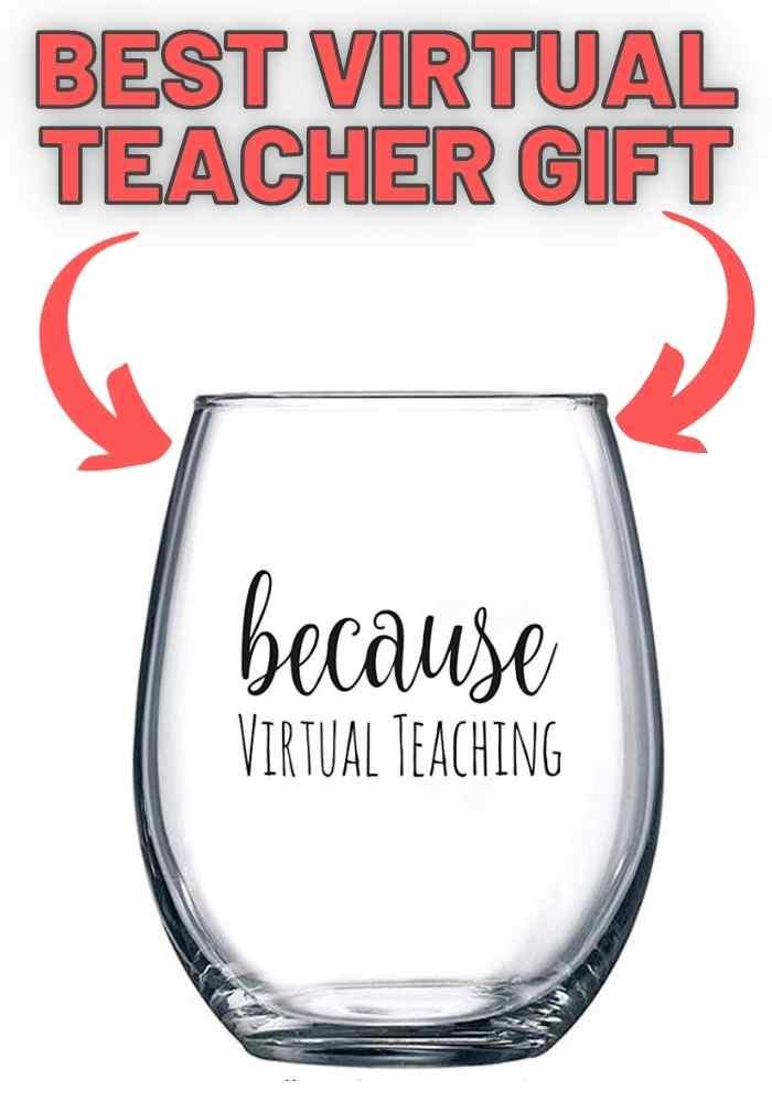 virtual teacher gift