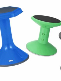 wobble chairs for busy kids and adults