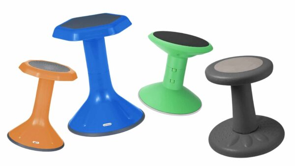 Get a Wobble Chair for the Kid That Has the Wiggles