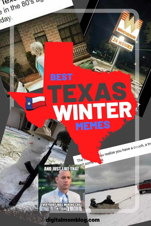 best texas winter memes 2021