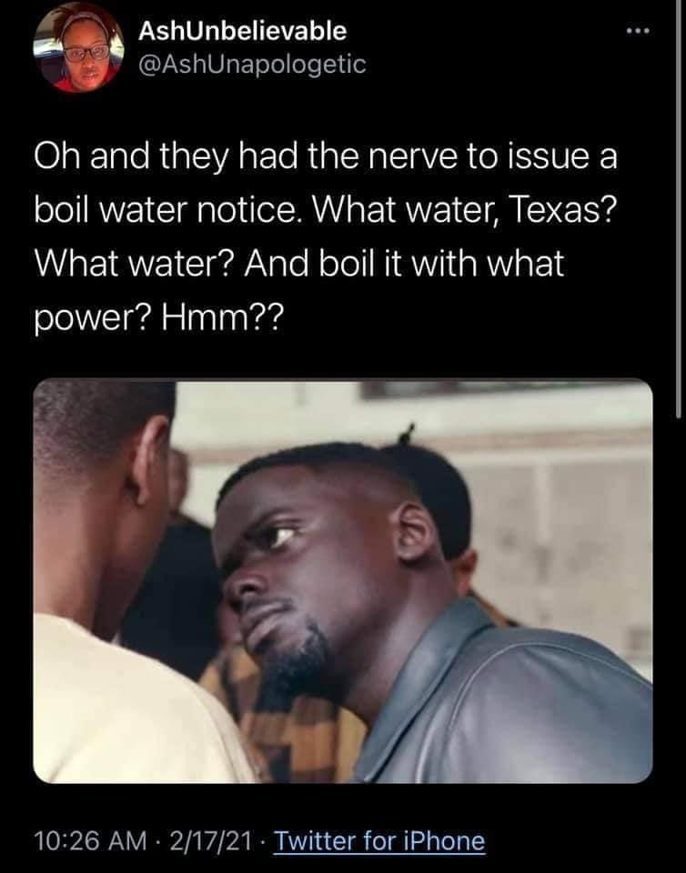 boil water meme