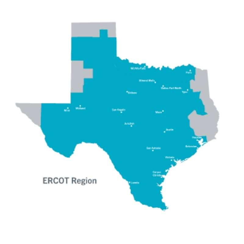 ercot Electric Reliability Council of Texas