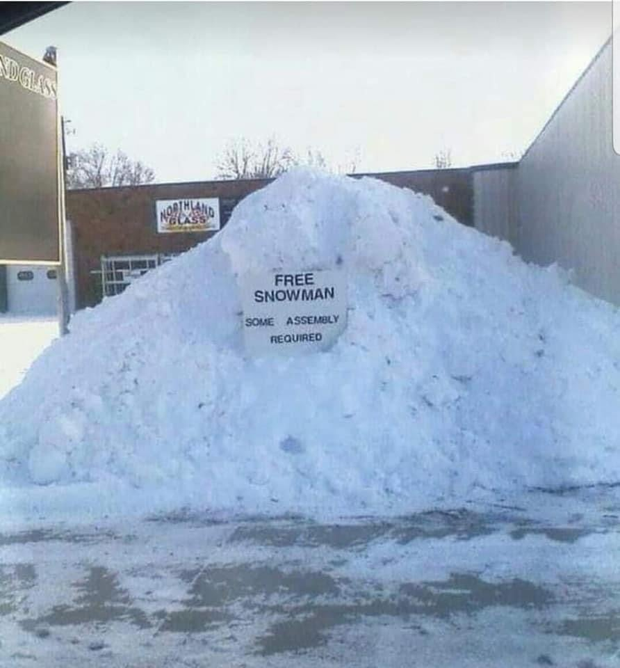 Ikea Snowman Meme