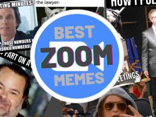 best zoom memes about meetings