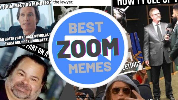 Funny Zoom Memes Because Video Calls Are Now The Norm