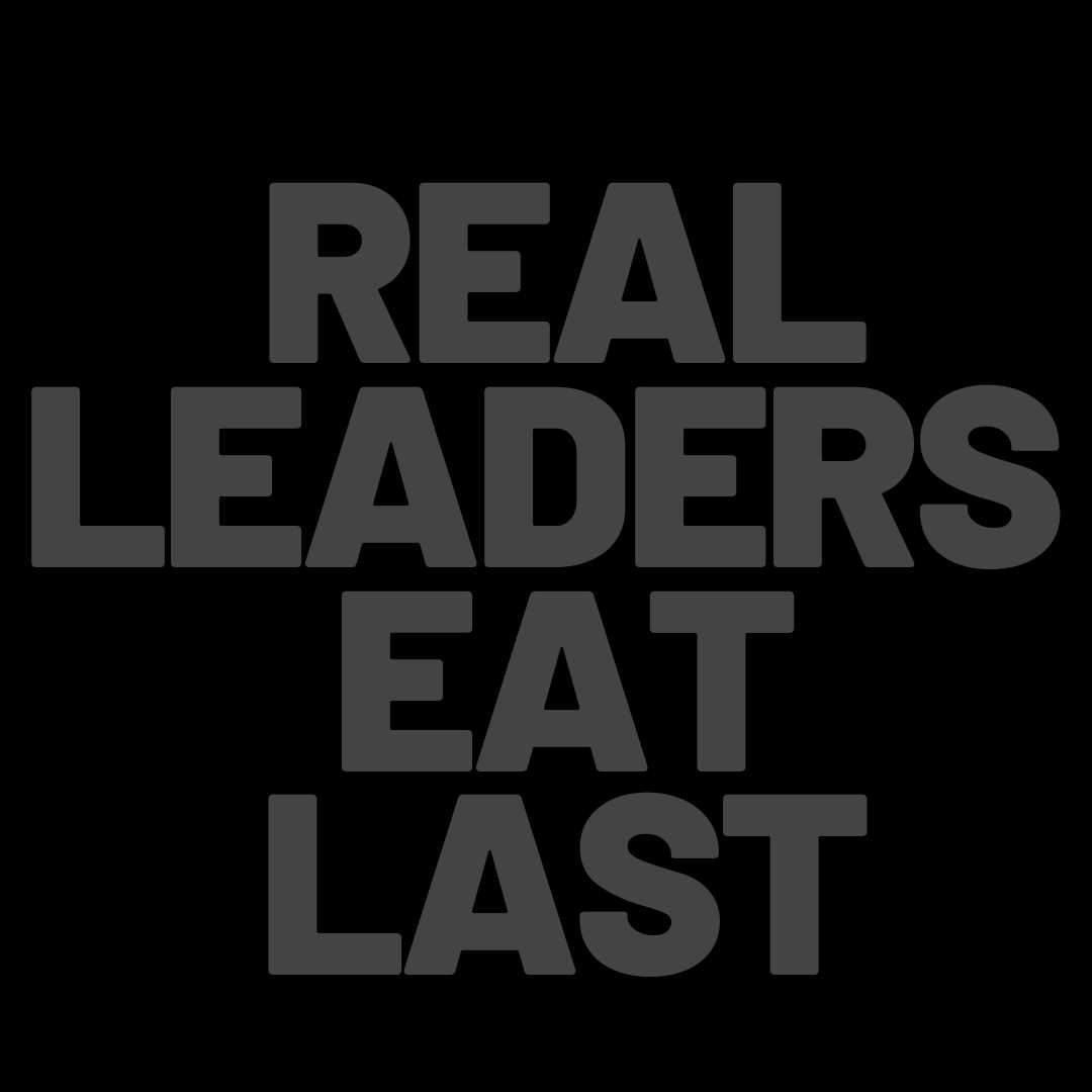 leaders eat last quote