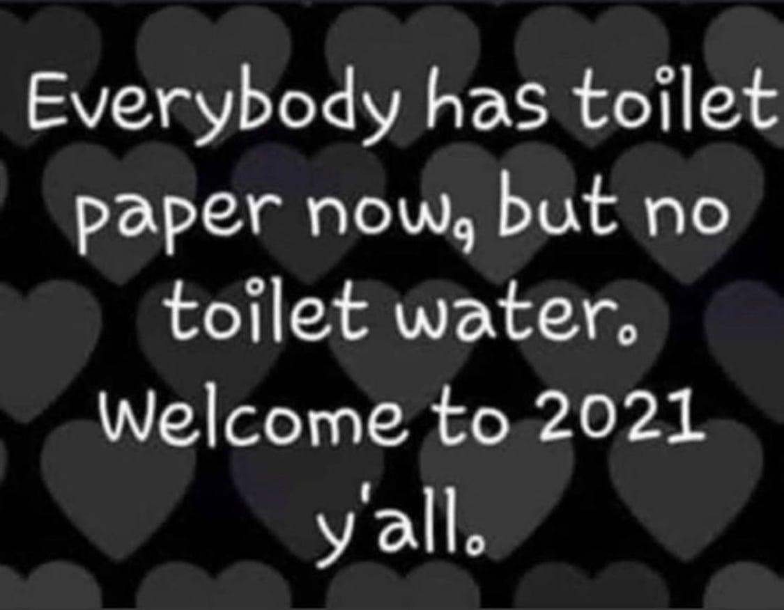 texas no water meme