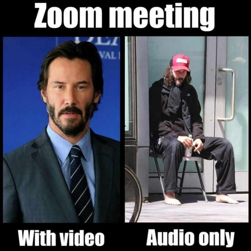 zoom meme video audio