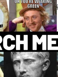 March meme 2021
