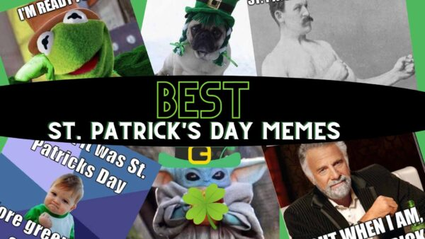 St Patrick's Day Memes 2021 for the Laugh and Luck of the Irish